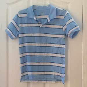 Boys faded glory polo shirt large 10h/12h